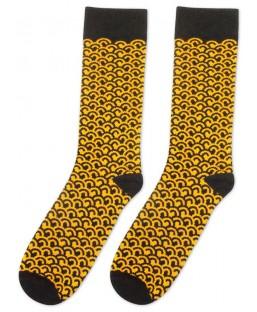 Chaussettes Vague Jap 42-46 Sockin Homme MP00000348
