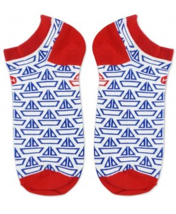 Socquettes Bateau 36-41 Sockin Femme MP00000362