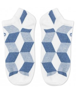 Socquettes Losange 36-41 Sockin Femme MP00000366