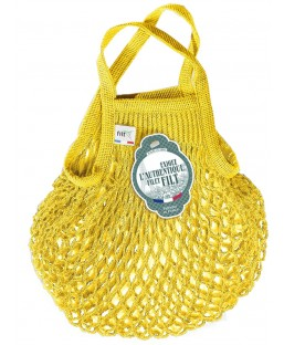 Sac Filet jaune solarium 25cm Filt Maison  MP00000390