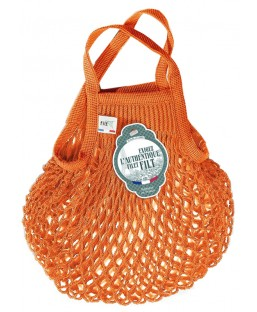 Sac Filet Orange Aztèque 25cm Filt Maison  MP00000392