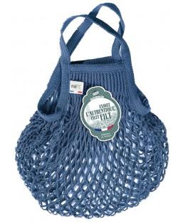 Sac Filet bleu jean 25cm Filt Maison  MP00000386