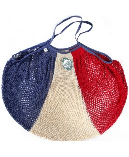 Sac Filet XXL Bleu Blanc Rouge Filt Maison  MP00000411