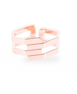 Bague Or Rose Les Partisanes Femme MP00000524