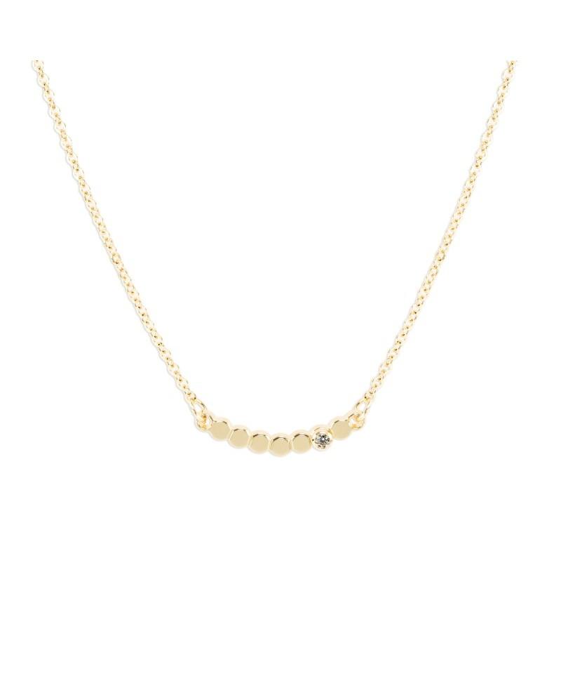 collier d'or femme