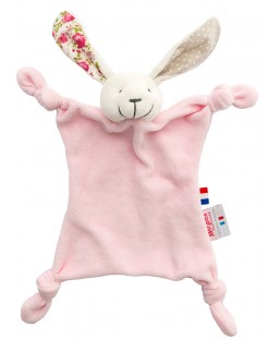 Doudou Lapin Noeud Esprit Liberty Margotte Tournicotte Enfant MP00000568