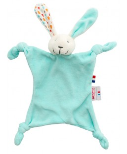 Doudou Lapin Noeud Plumi Margotte Tournicotte Enfant MP00000573