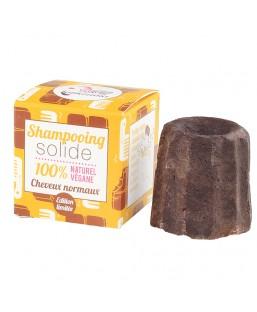 shampoing cheveux normaux au chocolat Lamazuna Beauté