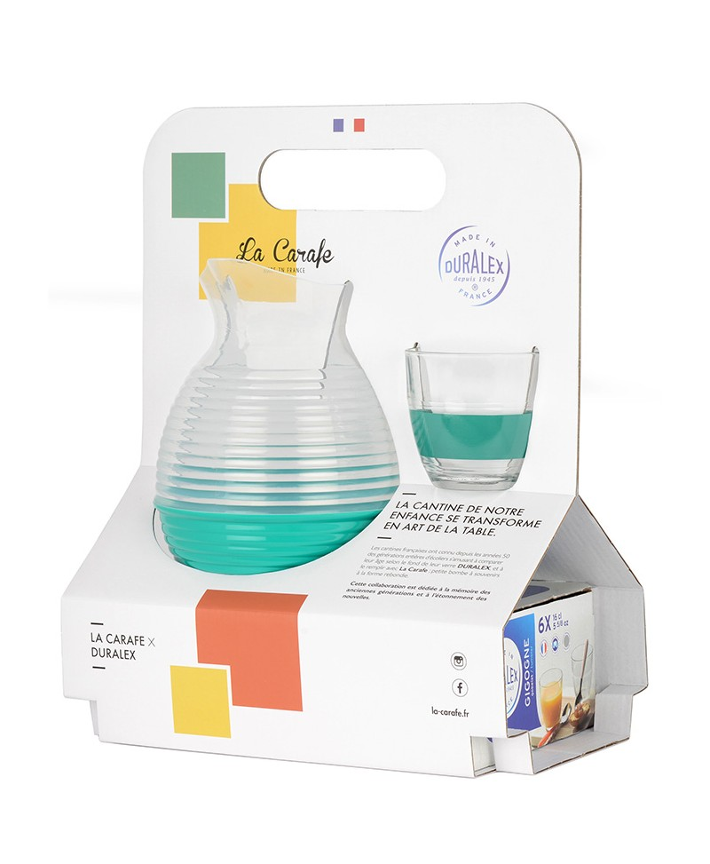 La Carafe le pack Bmc Art de la Table MP00000124