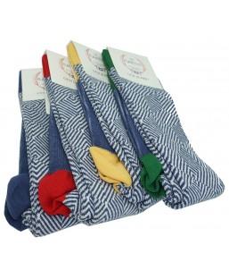 4 paires de chaussettes graphiques Le Flageolet Coffrets  MP00000591