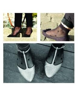 5 paires de socquettes Elise Jolie Frenchy Coffrets  MP00000597