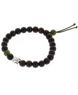 bracelet bois zen vert Bô-bijoux Bijoux MP00000100