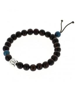 bracelet bois zen bleu Bô-bijoux Bijoux MP00000102