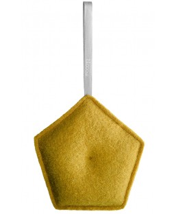 Blooow 16 cm jaune moutarde Blooow Maison