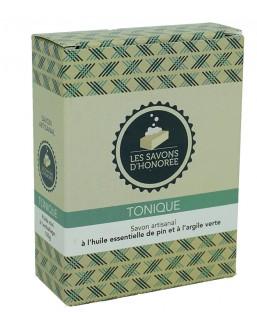 Savon Tonique Les Savons d'Honorée Beauté