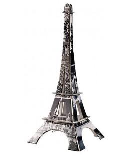 Tour Eiffel Noir et Blanc 37 cm La plume de Louise Maison