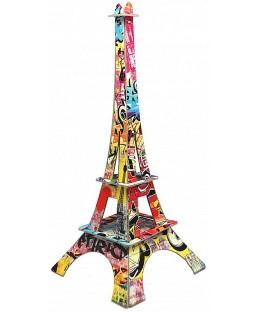Tour Eiffel Street Art 37 cm La plume de Louise Maison