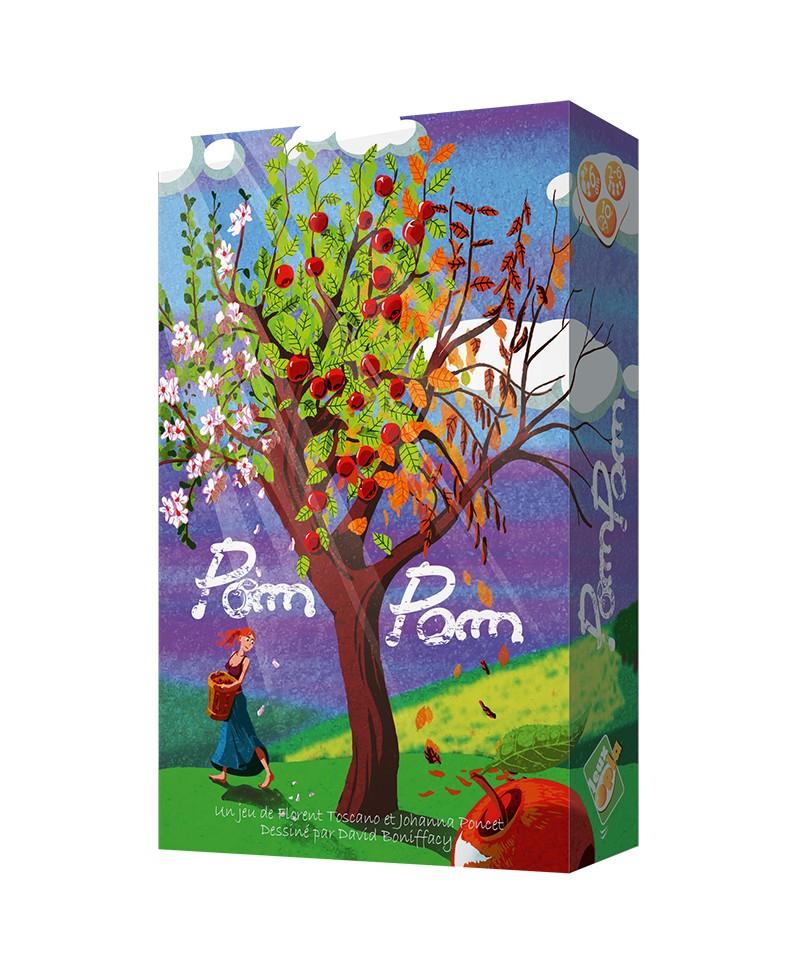 Pom Pom Jeux Opla Enfant