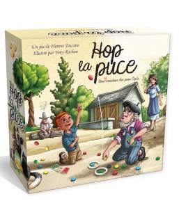 Hop la puce Jeux Opla Enfant