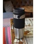 Mug Isotherme 600ml Steel Twizz Karl Néolid Art de la Table MP00000324