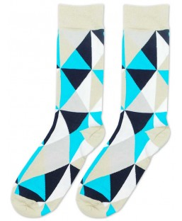 Chaussettes Triangle 42-46 Sockin Homme MP00000343
